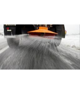 Road salt with sand