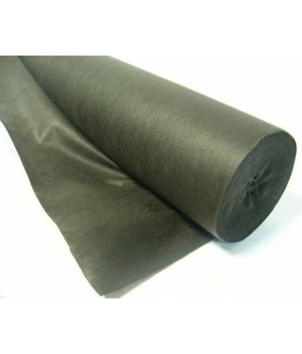 Black agro-nonwoven crop cover P-50 roll