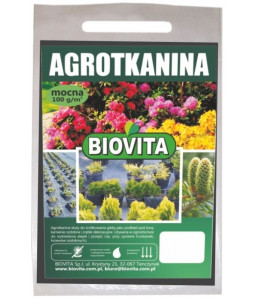 Agro-fabric strong black 100g/m2