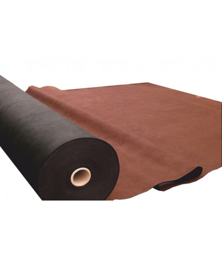 Agro non-woven brown and black TANDEM roll