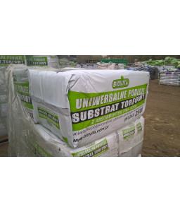 Substrat torfowy z absorbentem 0-20mm pH 5,2-6,0 PALETA BIOVITA