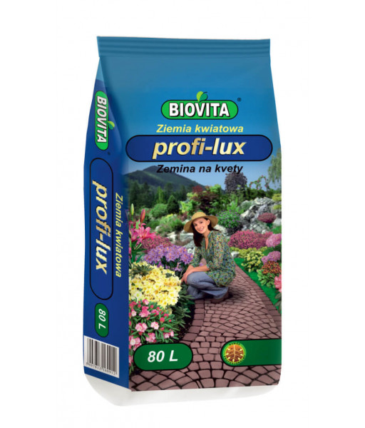 Substrate with fertilizer PROFI-LUX