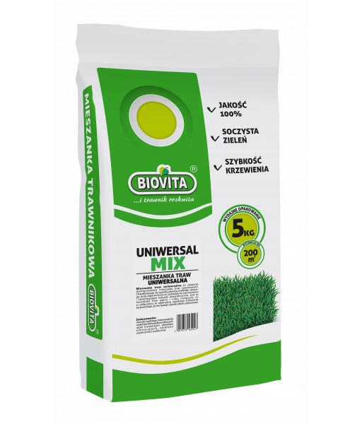 Mieszanka trawnikowa Uniwersalmix