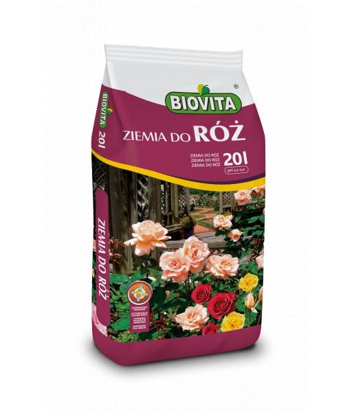 Soil for roses