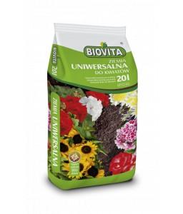Universal soil for flowers