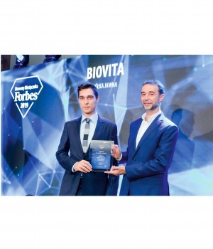 We received a Diamond award from Forbes Magazine!